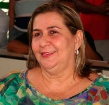 Foto do Vice Prefeito Carminha Mendonça