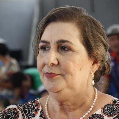 Foto do Vice Prefeito Maria do Carmo Mendonça Andrade
