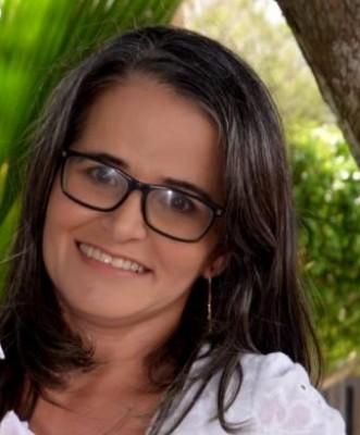Foto Sandra de Andrade Santana, de forma interina