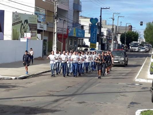 AGENTES DA GUARDA MUNICIPAL DE ITABAIANA INICIAM TREINAMENTO COM O GETAM