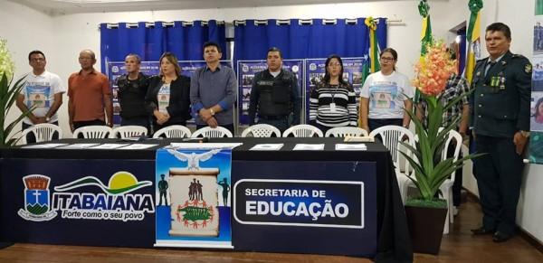 CERIMÔNIA DE ENTREGA DE CERTIFICADOS DO PROJETO AGREVIDA É REALIZADA NA SEDUC