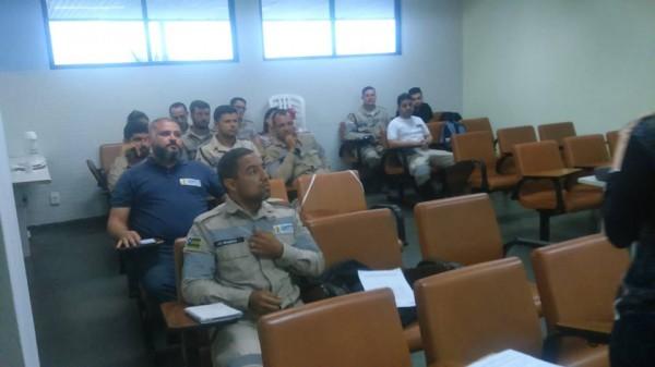 TRIBUNAL DE JUSTIÇA DE SERGIPE PROMOVE CURSO PARA AGENTES DE TRÂNSITO DE ITABAIANA