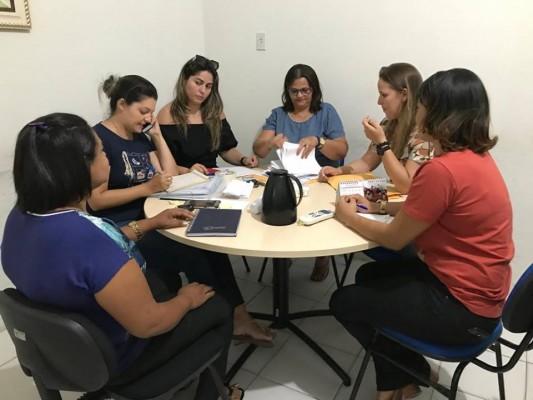 SECRETARIA DE DESENVOLVIMENTO SOCIAL DE ITABAIANA SE PREPARA PARA REALIZAR A ENTREGA DAS CESTAS BÁSICAS E DOS PEIXES DA SEMANA SANTA