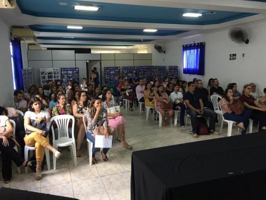 AGENTES DO PSE PASSAM POR CAPACITAÇÃO