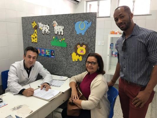 PELA PRIMEIRA VEZ, ITABAIANA PASSA A OFERTAR MÉDICO NEUROLOGISTA NA REDE DE SAÚDE MUNICIPAL