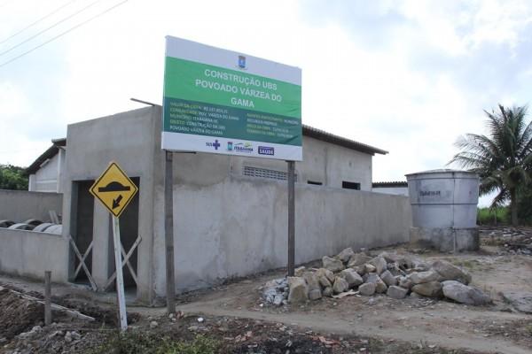CONSTRUÇÃO DE UBS NO VÁRZEA DO GAMA ESTÁ PRÓXIMA DE SER FINALIZADA