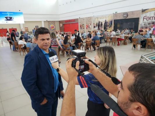 EXPO INDÚSTRIA 2020 É LANÇADA EM CAFÉ DA MANHÃ COM PRESENÇA DE EMPRESÁRIOS E AUTORIDADES DE ITABAIANA E DE SERGIPE