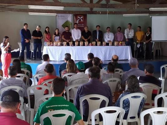 SECRETARIA DA AGRICULTURA DE ITABAIANA PARTICIPA DO PLANO DE AÇÃO PARA A CRIAÇÃO DO PRODETER