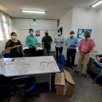 PARCERIAS ESTRATÉGICAS PARA O COMBATE À COVID-19 SÃO FIRMADAS PELA PREFEITURA DE ITABAIANA