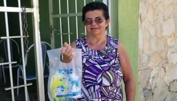 PREFEITURA DE ITABAIANA ENTREGARÁ GRATUITAMENTE 15 MIL KITS DE HIGIENIZAÇÃO PARA COMBATE AO CORONAVÍRUS