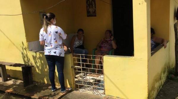 PREFEITURA DE ITABAIANA DISTRIBUI MÁSCARAS GRATUITAMENTE EM DIVERSAS LOCALIDADES DO MUNICÍPIO