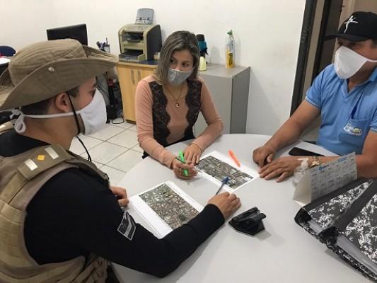 NOVAS ALTERAÇÕES NA FEIRA LIVRE DE ITABAIANA COMEÇAM A SER PLANEJADAS PELA EQUIPE DA PREFEITURA