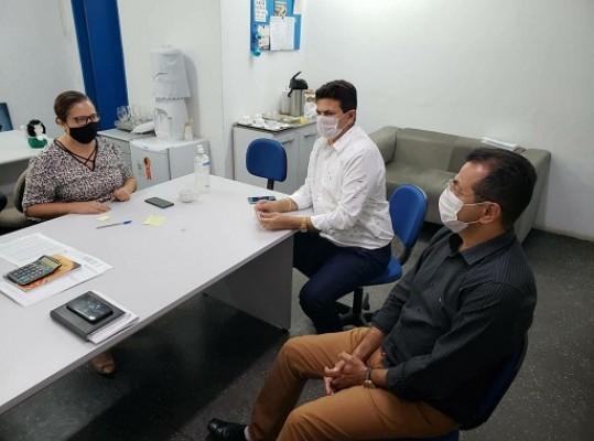 ITABAIANA SE ESTRUTURA PARA INSTALAR LEITOS DE RETAGUARDA PARA AUXILIAR NO TRATAMENTO DA COVID-19
