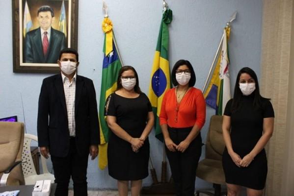 SECRETÁRIA DE SAÚDE DO ESTADO APROVA CENTRO DE REFERÊNCIA DA PREFEITURA DE ITABAIANA