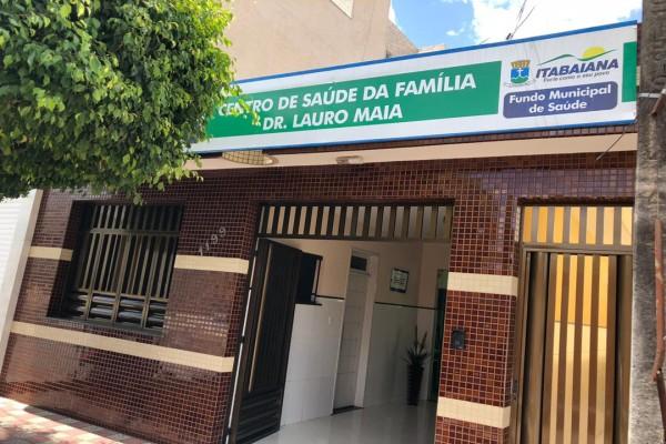 POSTO DE SAÚDE DR. LAURO MAIA MUDA DE ENDEREÇO