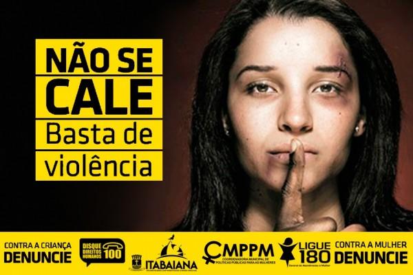 PROJETO INFORMAR PARA EMPODERAR ABORDA TEMAS SOBRE VIOLÊNCIA DOMÉSTICA