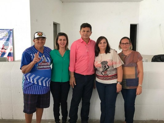 BENEFICIÁRIOS DO RESIDENCIAL SERAPIÃO ANTÔNIO DE GÓIS PARTICIPAM DE SORTEIO DA LOCALIZAÇÃO DOS IMÓVEIS