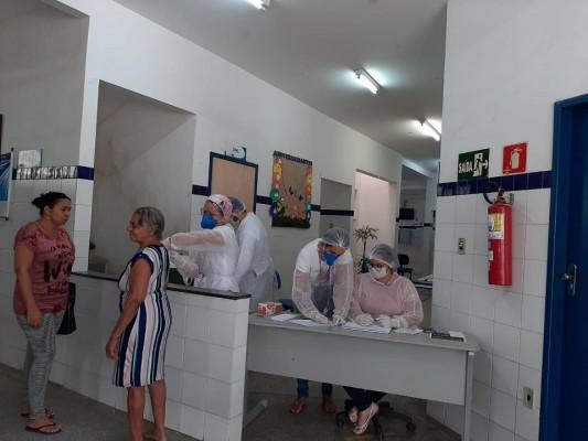 UNIDADES BÁSICAS DE SAÚDE TRABALHAM EM REGIME DE SEGURANÇA PARA CONTER TRANSMISSÃO DO CORONAVÍRUS